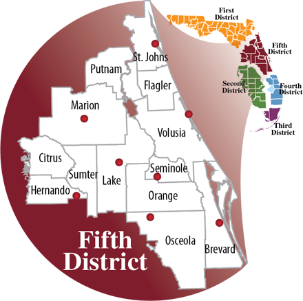 5th District Map